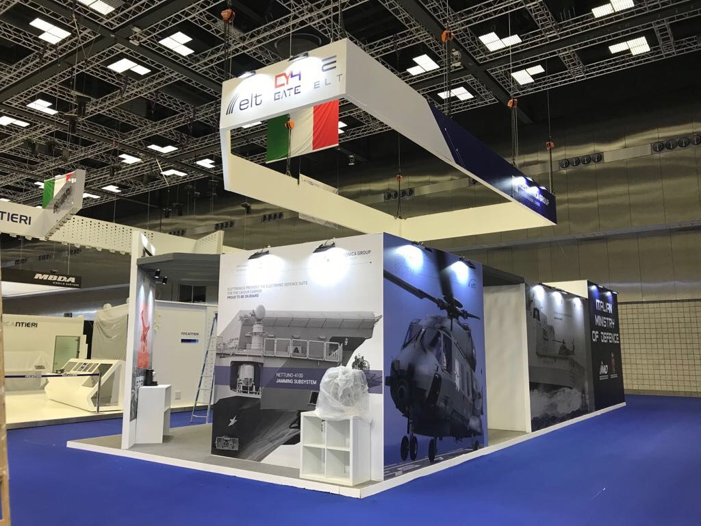 ELETTRONICA GROUP AT DIMDEX 2018