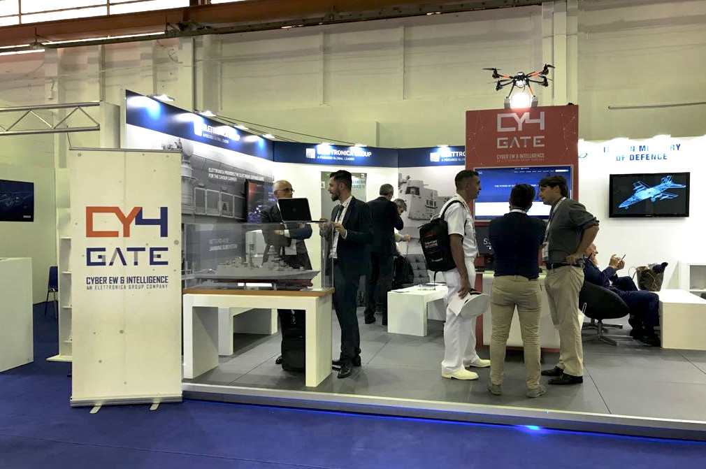 ELETTRONICA GROUP IS PARTECIPATING AT SEAFUTURE 2018
